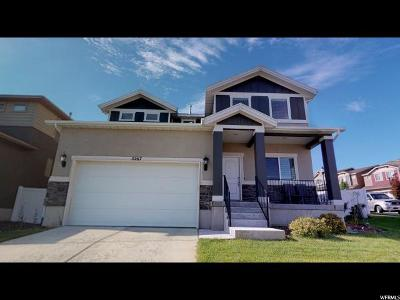 Herriman Single Family Home For Sale: 5267 W Fortrose Dr