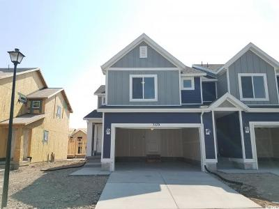 Lehi Townhouse For Sale: 3579 W Cornfield Dr #1080