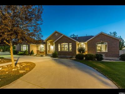 Riverton Single Family Home Under Contract: 12152 S 4320 W