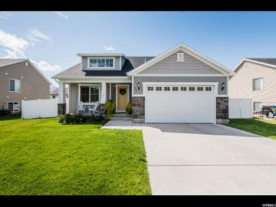 Logan Single Family Home Under Contract: 781 S 1470 W
