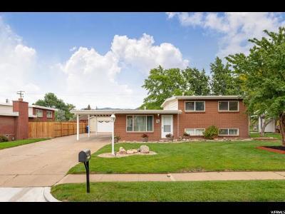 South Ogden Single Family Home Under Contract: 740 E 5300 S