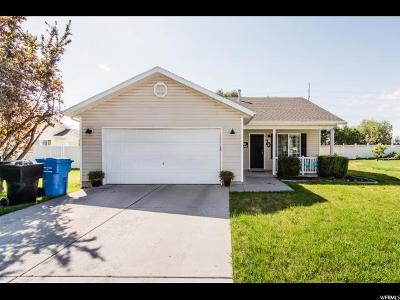Logan Single Family Home Under Contract: 70 Teal Loop