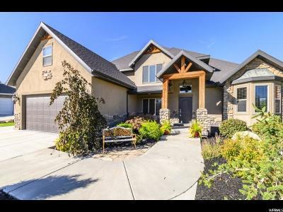 Riverton Single Family Home For Sale: 13836 S Glen Laurel Cir W