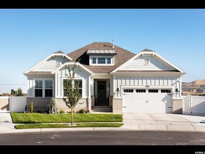 Lehi Single Family Home For Sale: 2362 W Cranberry Ridge Rd