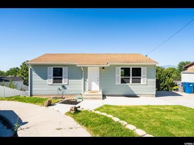 American Fork UT Single Family Home For Sale: $299,900