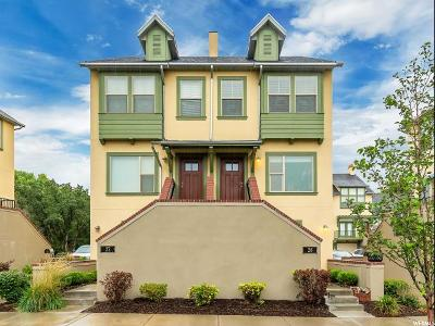 Kaysville Townhouse Under Contract: 420 N Main St #26