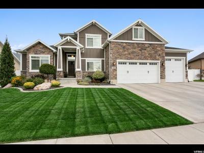 Farmington Single Family Home Under Contract: 454 N Botts Dr