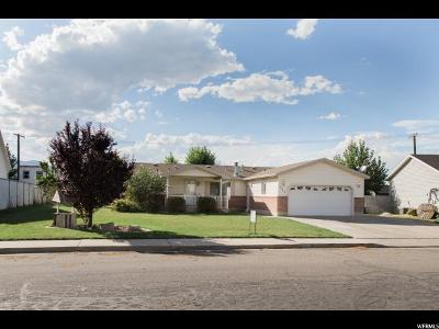 Payson Single Family Home Under Contract: 511 N 250 W