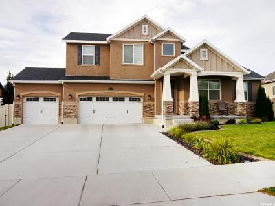 South Jordan Single Family Home Under Contract: 4133 W Great Neck Dr