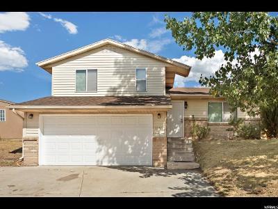Payson Single Family Home Backup: 1153 S 680 W
