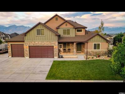 Saratoga Springs Single Family Home For Sale: 1732 N Cozy Ln