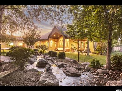 South Jordan Single Family Home For Sale: 1893 W Pervenche Ln S