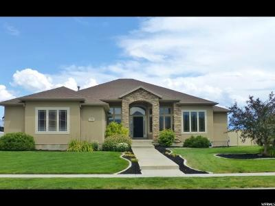Saratoga Springs Single Family Home For Sale: 1786 N Goldenrod Way W