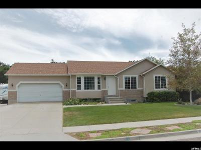 Riverton Single Family Home For Sale: 1883 W 12510 S