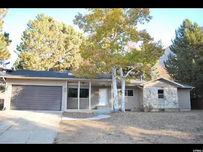 Provo Single Family Home For Sale: 2888 N Cherokee Ln