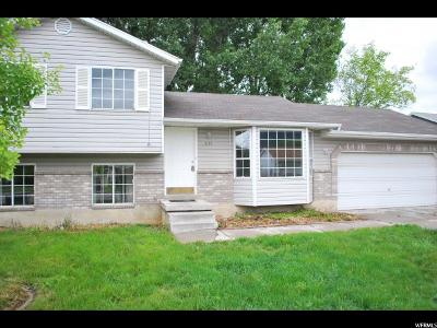 Pleasant Grove Single Family Home Under Contract: 635 N 1550 W