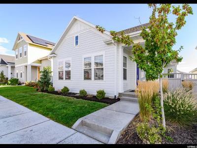 South Jordan Single Family Home For Sale: 11397 S New Bern Way W