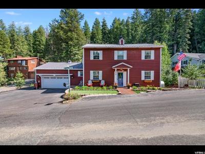 Park City Single Family Home For Sale: 190 St Moritz Strasse