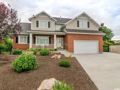 Riverton Single Family Home For Sale: 1456 W 11940 S