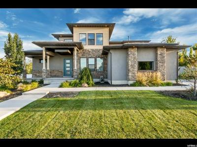 Riverton Single Family Home For Sale: 4137 W Deer Mountain Dr #808