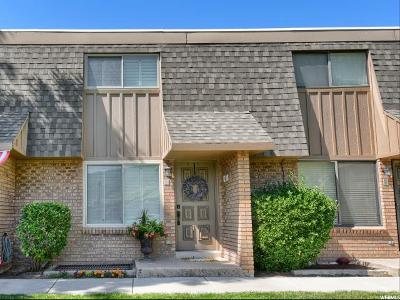 Fruit Heights Condo Under Contract: 1238 E 943 S