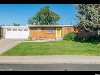 Orem Single Family Home For Sale: 540 S 500 E
