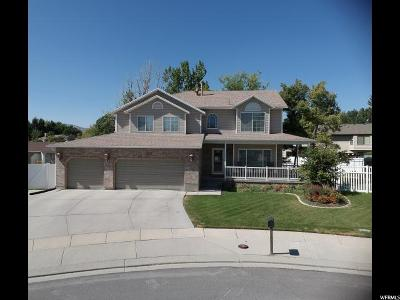 Riverton Single Family Home For Sale: 2373 W 13055 S