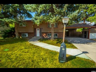Logan Multi Family Home For Sale: 275 W 1050 N