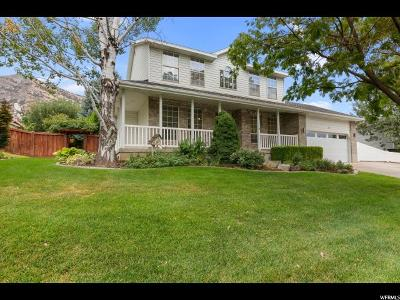 Pleasant Grove Single Family Home For Sale: 896 N 900 E
