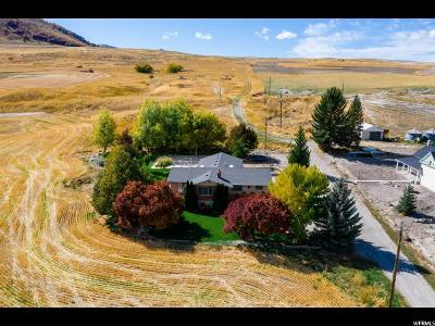 Petersboro Single Family Home For Sale: 7639 W Hwy 30 N