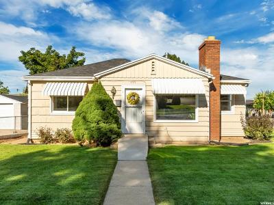 Kaysville Single Family Home For Sale: 195 N 200 E
