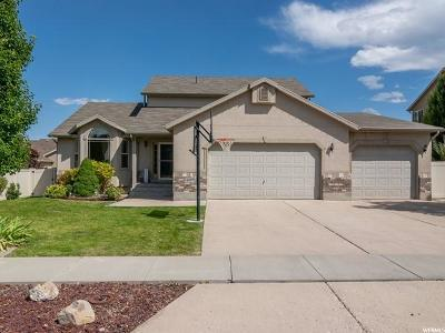 West Jordan Single Family Home For Sale: 6657 S Early Dawn Dr