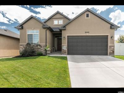 Riverton Single Family Home For Sale: 5001 W Wild Mare Way Way S