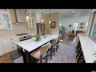South Jordan Single Family Home For Sale: 10462 S Abbot Way W