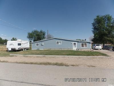 Cleveland UT Single Family Home For Sale: $130,500