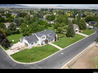 Nibley Single Family Home For Sale: 3923 S Hillside Dr W