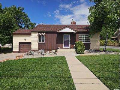Pleasant Grove Single Family Home Under Contract: 575 E 200 S