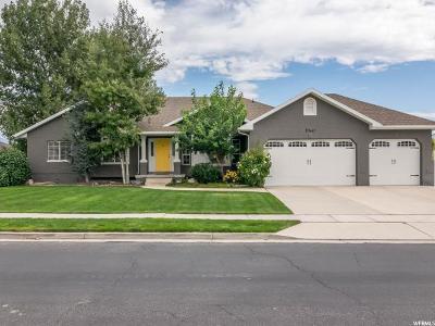 South Jordan Single Family Home For Sale: 11441 S Chapel Rim Way
