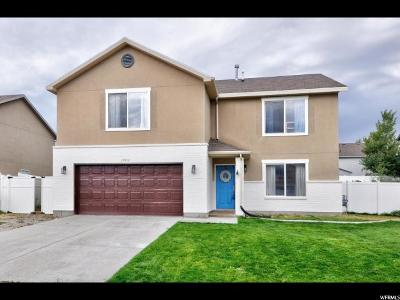 Herriman Single Family Home Under Contract: 13912 S Travis Boyd Cir #297