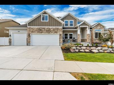 Herriman Single Family Home Backup: 5242 Ambermont W