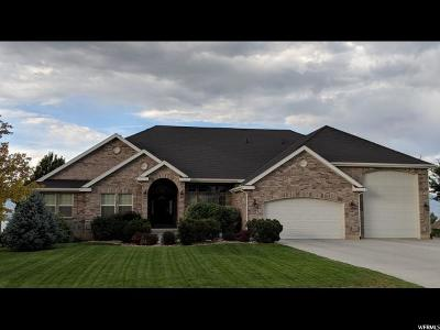 Saratoga Springs Single Family Home Under Contract: 1736 S Range Rd