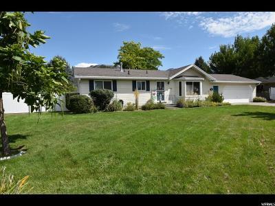 North Logan Single Family Home For Sale: 1960 N 600 E