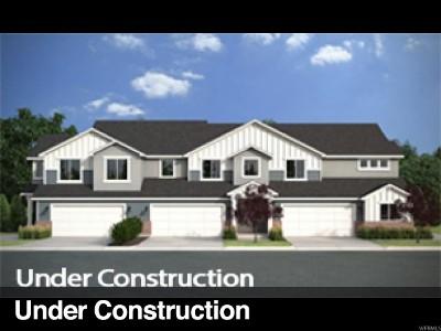 Riverton Townhouse Under Contract: 4236 W Fremont Park Ct #295