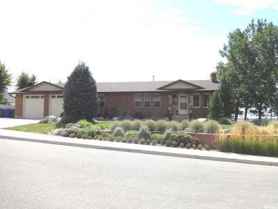 Lehi Single Family Home For Sale: 1232 E 1450 N