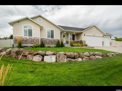 Riverton Single Family Home Backup: 13606 S Rose Hill Dr W