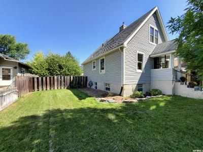 Logan UT Multi Family Home Under Contract: $309,000