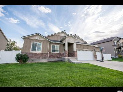 Herriman Single Family Home For Sale: 6493 W Hollister Way