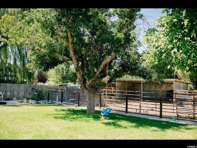 South Jordan Single Family Home For Sale: 10718 S 2420 W
