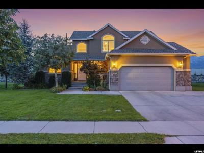 Lehi Single Family Home Under Contract: 435 E Clubview Ln