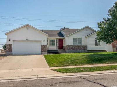 West Jordan Single Family Home For Sale: 4847 W Mountain Laurel Ln S